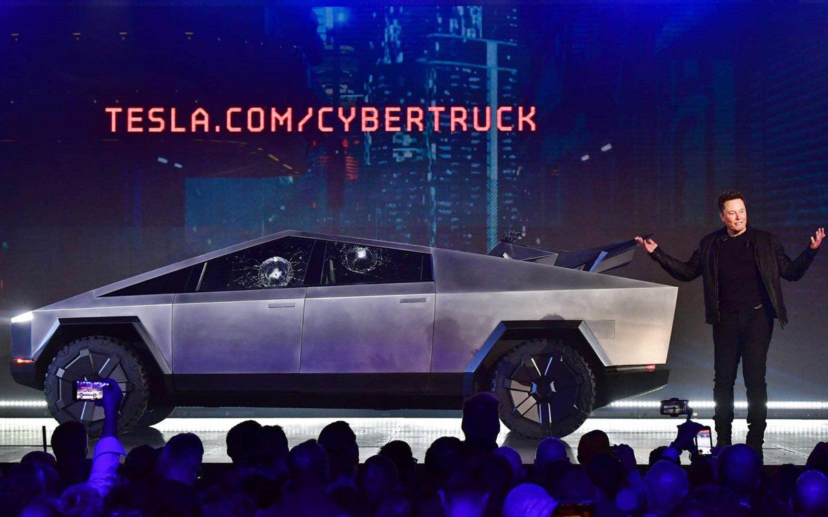 Tesla Cybertruck: Un homenaje a Blade Runner