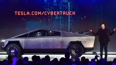 Photo of Tesla Cybertruck: Un homenaje a Blade Runner con vidrios irrompibles que se rompen…