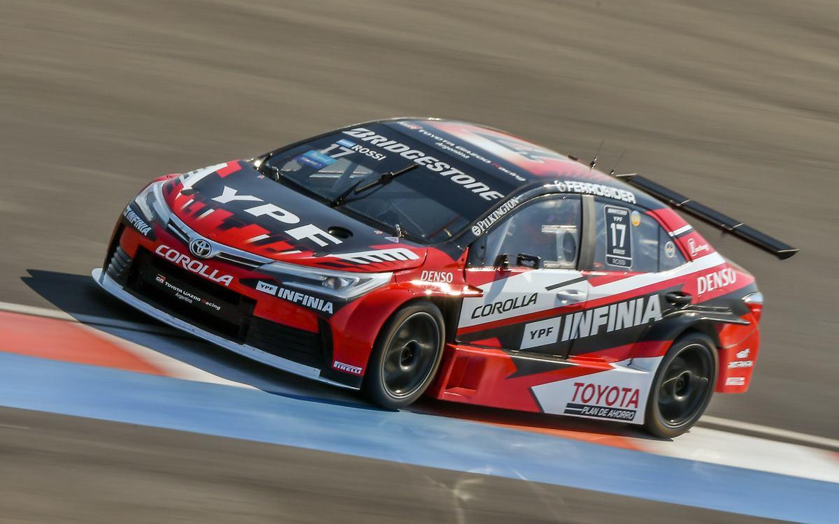 2020: Toyota en las pistas de la Argentina y Brasil