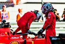 Photo of Italia sufre con la pelea entre Vettel y Leclerc