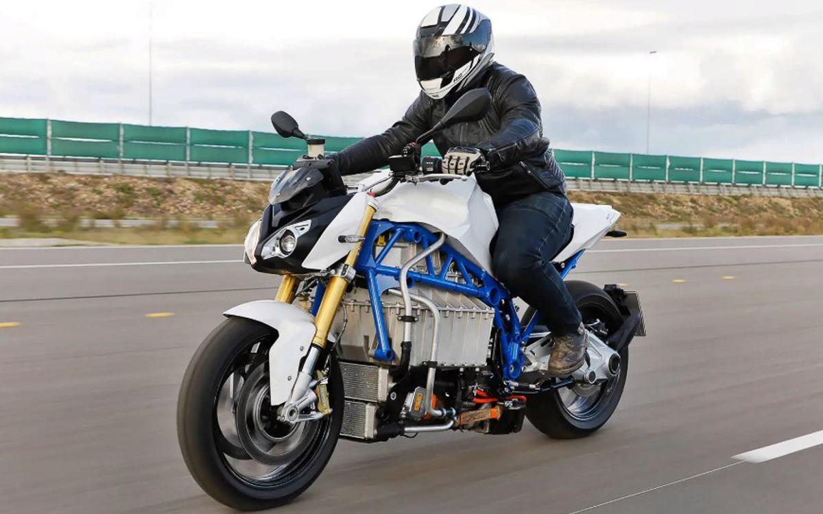 BMW E-Power Roadster Concept