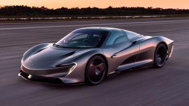 Photo of El McLaren Speedtail alcanza los 403 km/h
