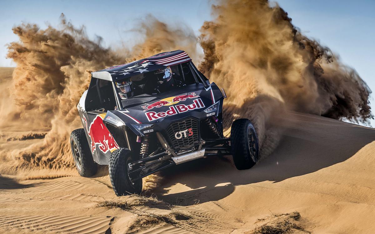 Red Bull Junior Off-Road 1