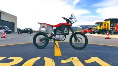 Photo of El Dakar tiene su moto eléctrica
