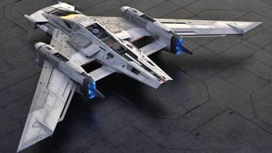 Photo of Tri-Wing S-91x Pegasus Starfighter: Un toque Porsche para Star Wars