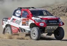 Photo of Fernando Alonso se mete en problemas en el Dakar 2020