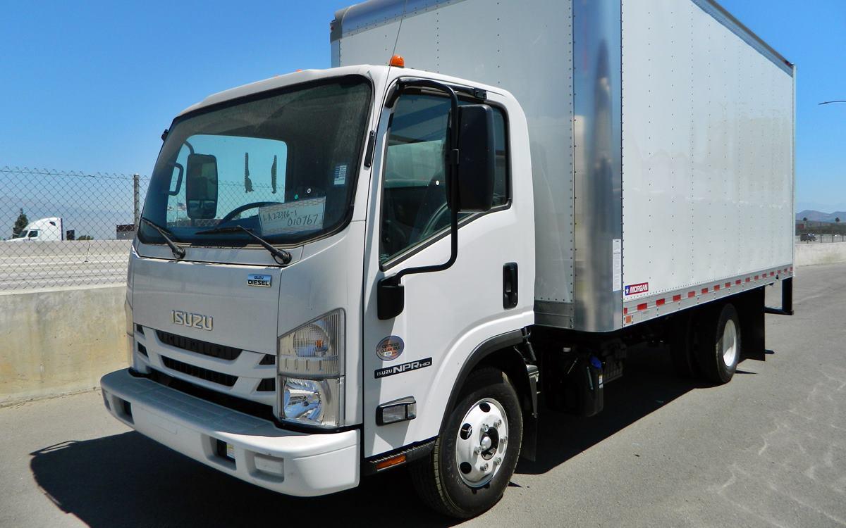 Honda e Isuzu fabricarán camiones impulsados por hidrógeno
