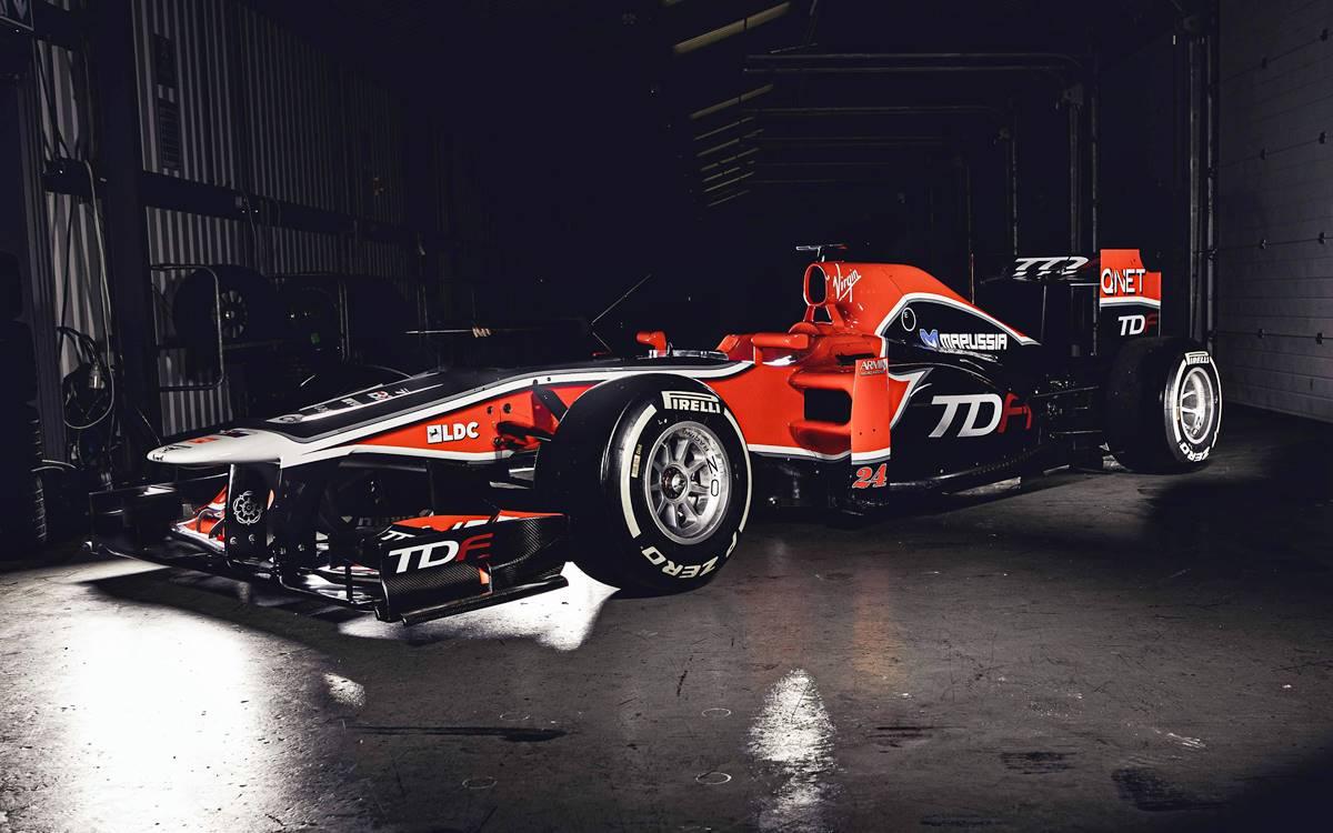 TDF-1: El Fórmula 1 que nació para track-days