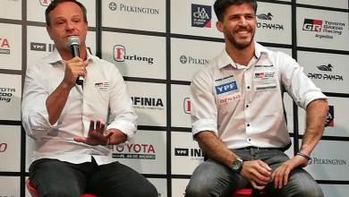 Photo of Rubens Barrichello, incorporación de lujo del Toyota GAZOO Racing Argentina