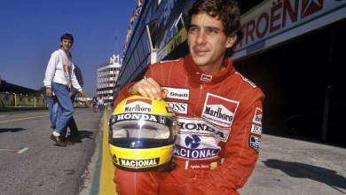 Photo of Ayrton Senna en diez frases