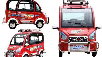 Photo of Chang Li: El auto eléctrico más barato del mundo