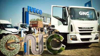 Photo of Expoagro 2020: Iveco amplía su Full Range a GNC y diésel
