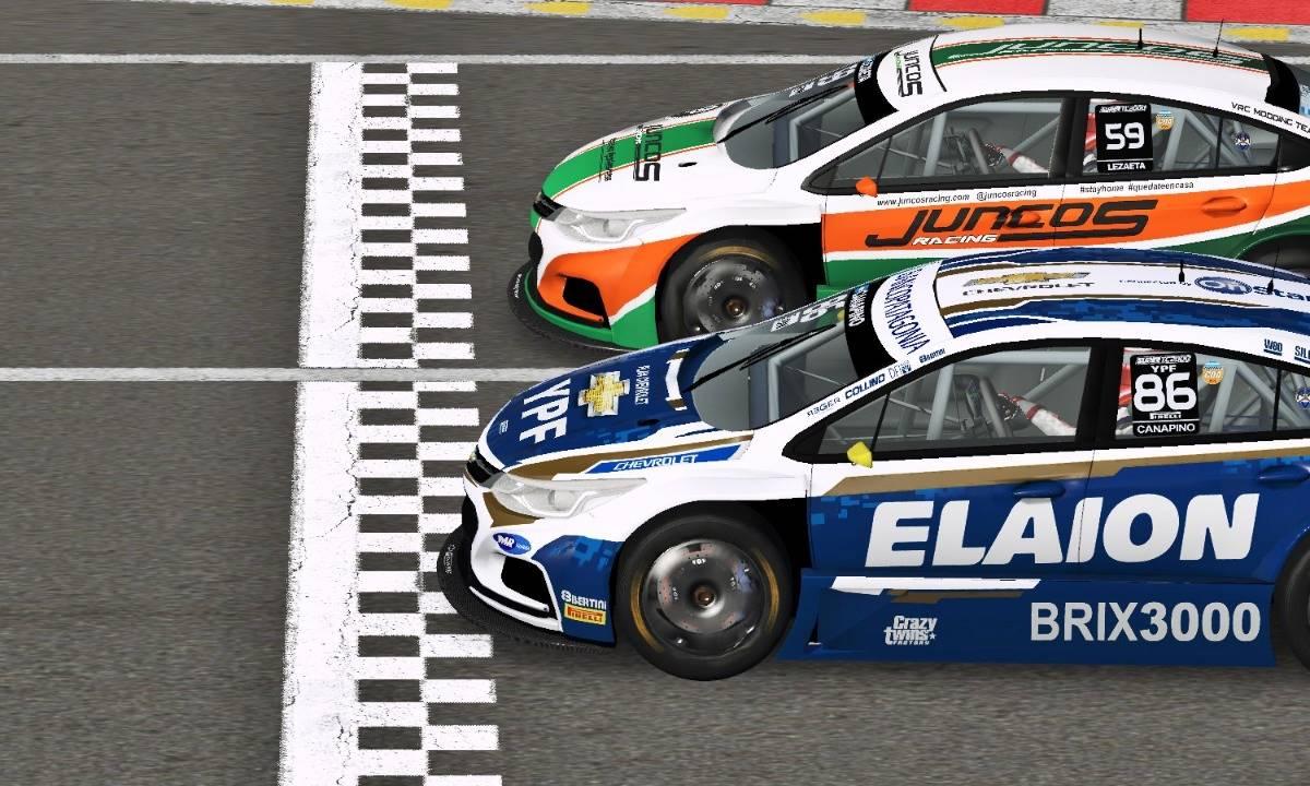 eSport Súper TC2000