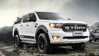 Photo of Ford Ranger Storm: La pick-up mediana gana en agresividad