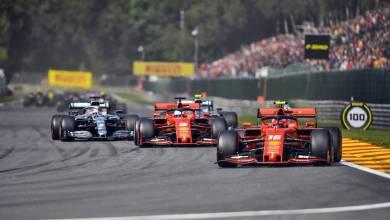 Photo of El GP de Bélgica se suma a la lista de fechas de la Fórmula 1 aplazadas por el coronavirus