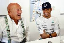 Photo of Lewis Hamilton despidió a su viejo amigo