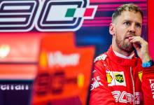 Photo of Sebastian Vettel deja Ferrari a fin de año