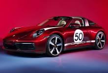 Photo of Porsche 911 Targa 4S Heritage Design: Un homenaje a la tradición