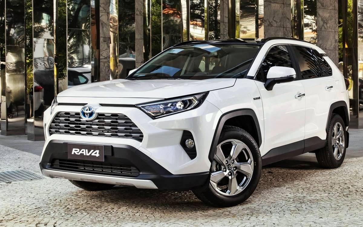 Toyota RAV4 Hybrid 2021