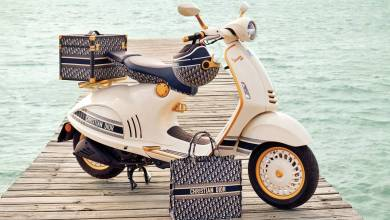 Photo of Vespa 946 Christian Dior: Exclusividad de la alta costura