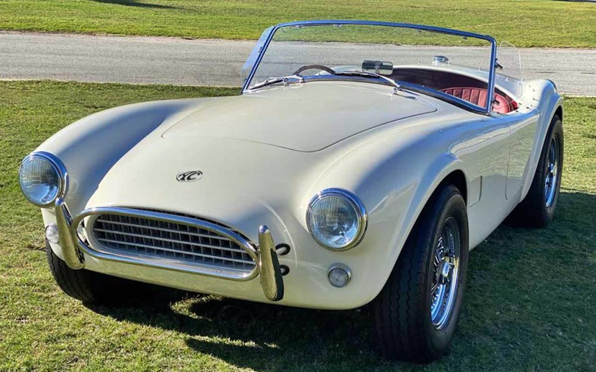 AC Cobra Series 1