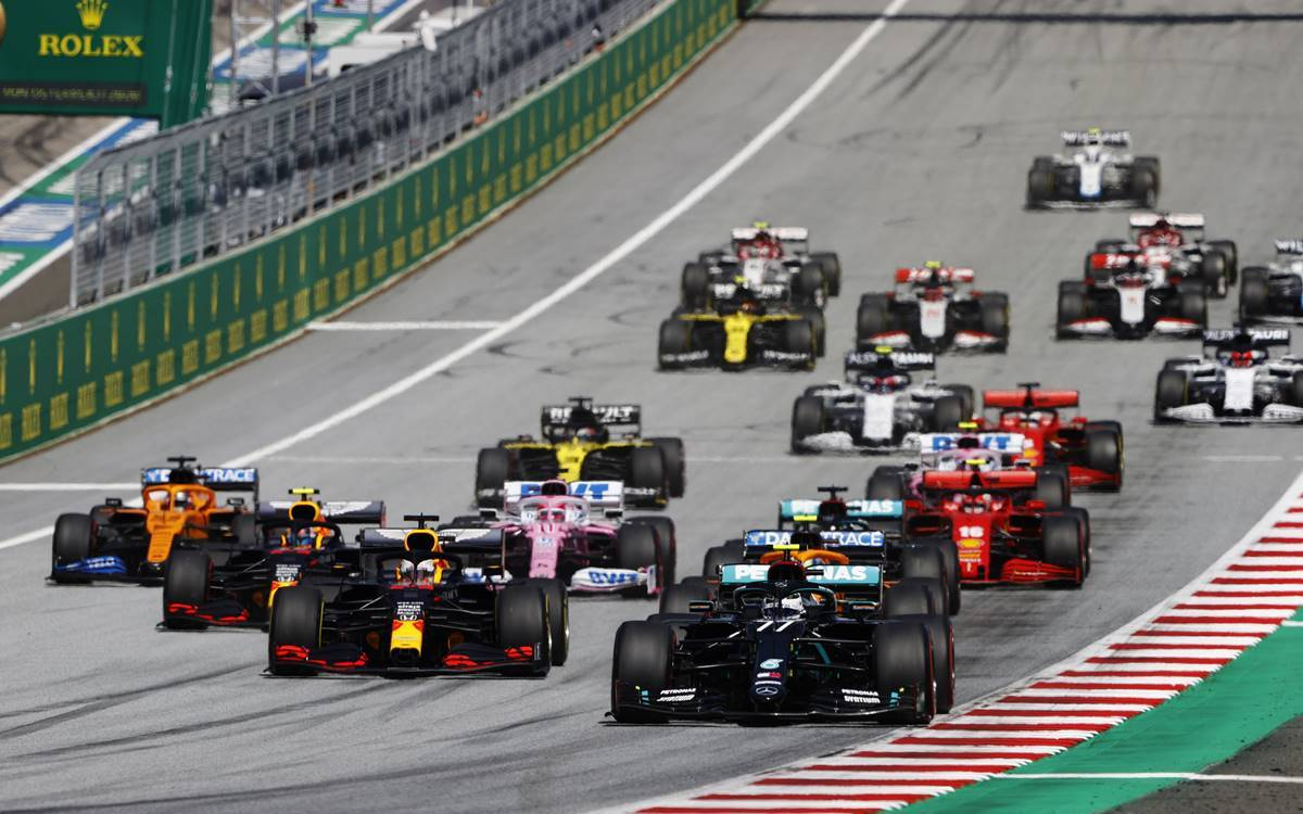 Gran Premio de Austria 2020