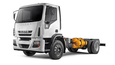 Photo of IVECO homologó un camión a GNC para producción nacional