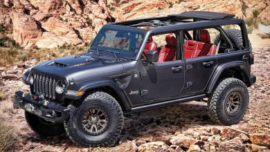 Photo of Jeep Wrangler Rubicon 392 Concept: Una bestia de 450 caballos
