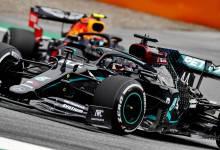 Photo of Lewis Hamilton, sin rivales en los entrenamientos del GP de Austria