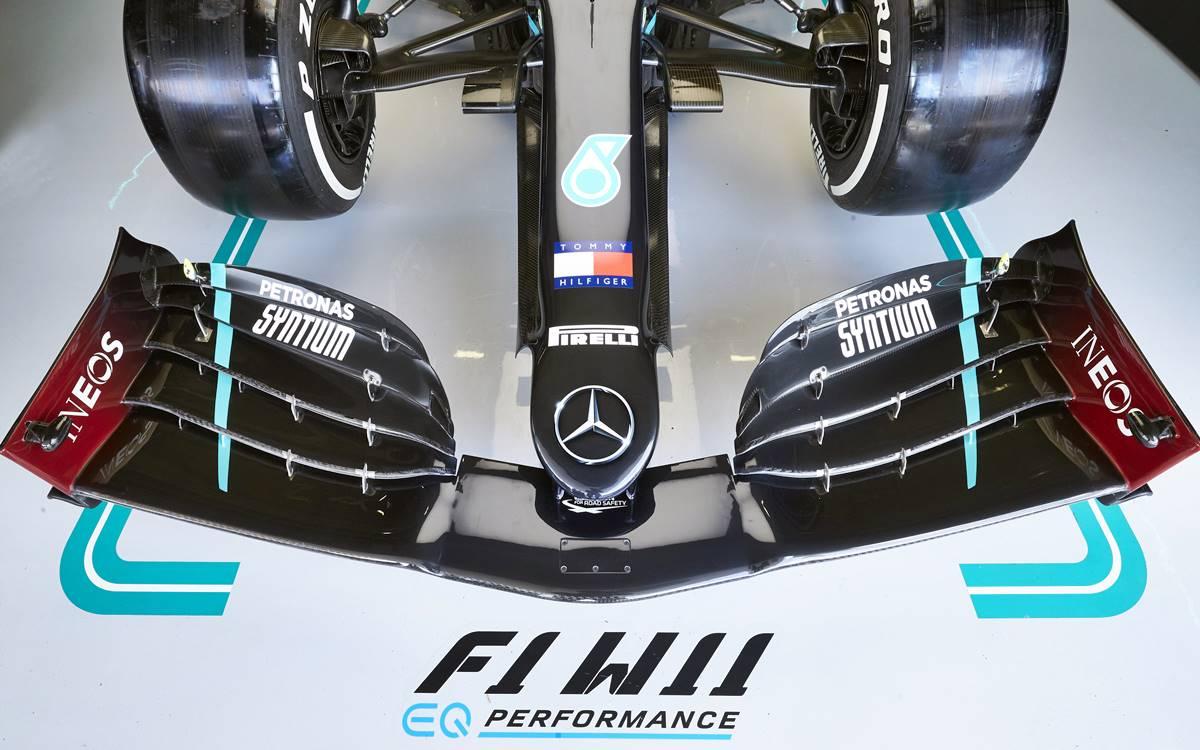 Mercedes Austria 2020