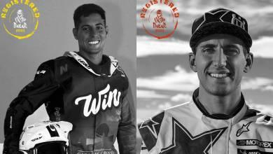 Photo of Nico Cavigliasso y Luciano Benavides, anotados para el Dakar 2021