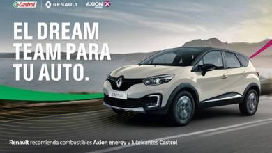 Photo of AXION energy y Castrol, el Dream Team para tu Renault