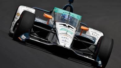 Photo of Fernando Alonso terminó contra el paredón por un error