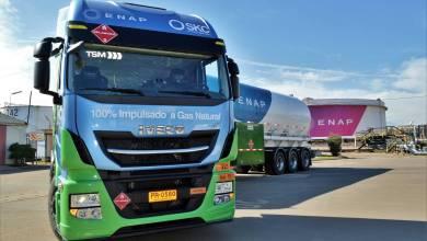 Photo of Iveco desembarca el primer camión a GNL en Chile