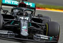 Photo of GP de Bélgica: Lewis Hamilton impone su calidad en la clasificación