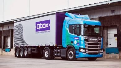 Photo of QBox recibió el primer camión de la línea Scania Green Efficiency en la Argentina