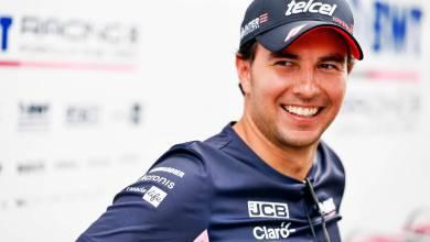 Photo of Checo Pérez vuelve a la Fórmula 1 tras dar negativo de coronavirus