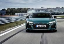 Photo of Audi R8 Green Hell Edition: El mejor tributo al mítico circuito de Nürburgring