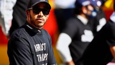 """Photo of Lewis Hamilton: """"No dejaré de usar esta plataforma para arrojar luz sobre lo que creo que es correcto"""""""