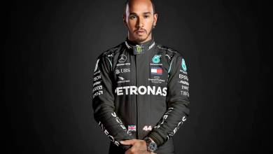 Photo of Lewis Hamilton les responde a sus detractores