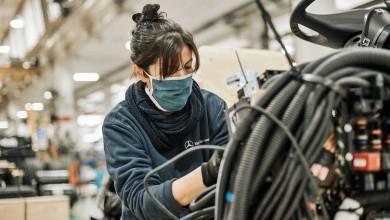 Photo of Mercedes-Benz reinició su segundo turno de producción