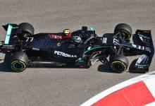 Photo of Gran Premio de Rusia: Valtteri Bottas marcó el ritmo en Sochi