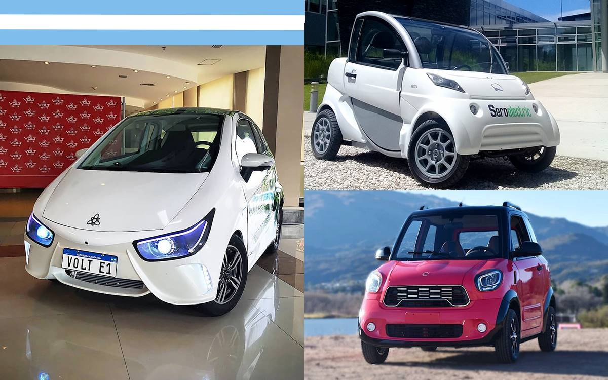 autos electricos argentinos