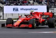 Photo of Ferrari vuelve a sonreír con el cuarto puesto de Charles Leclerc en Portimao