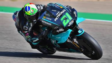 Photo of Franco Morbidelli, imparable en el GP de Teruel