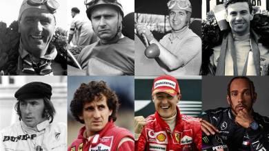 Photo of Lewis Hamilton, Michael Schumacher… ¿Pero antes quién?