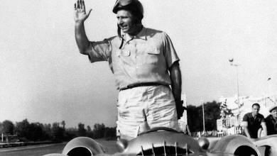 """Photo of Jackie Stewart: """"Juan Manuel Fangio es el mejor piloto que jamás haya vivido"""""""