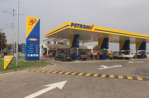 benzinarie petrom baciu cluj