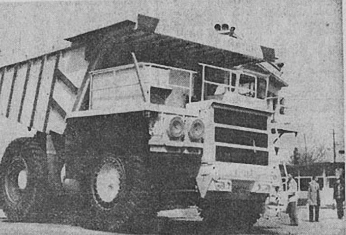 camion gigant dac 120e