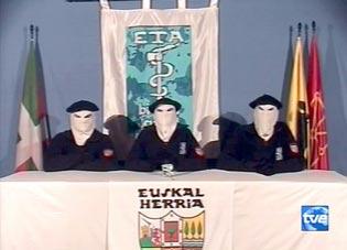 Basque Terrorists